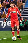 Alex Remiro of Real Sociedad