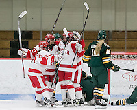 Boston University vs University of Vermont, January 14, 2017
