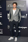 Alex Garcia attends the photocall of the fashion show of Emidio Tucci during MFSHOW 2016 in Madrid, February 04, 2016<br /> (ALTERPHOTOS/BorjaB.Hojas)
