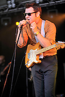 Oxford -  Day 1 of the Cornbury Music Festival, nr Oxford - June 29th 2012..Photo by Ross Stratton