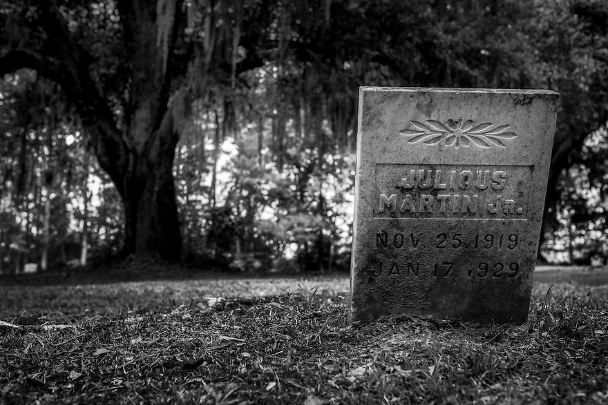 At Bulow Landing, located in a part of western Charleston County, a clash is unfolding between the developer of the Poplar Grove subdivision and Gullah neighbors. The developer wants to install a gate on the road which would make it difficult for the Gullah to visit an old but active cemetery (Lowdnes Cemetery) as well as the boat landing that is also used for fishing and crabbing. Land has already been cleared next to the cemetery for a community clubhouse.