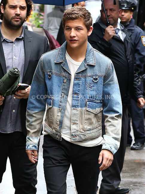 WWW.ACEPIXS.COM<br /> <br /> May 24 2016, New York City<br /> <br /> Actor Tye Sheridan made an appearance at 'Good Morning America' at the ABC Times Square Studios on May 24, 2017 in New York City<br /> <br /> <br /> By Line: Zelig Shaul/ACE Pictures<br /> <br /> <br /> ACE Pictures, Inc.<br /> tel: 646 769 0430<br /> Email: info@acepixs.com<br /> www.acepixs.com