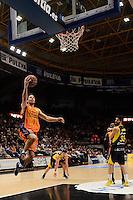 Van Rossom<br /> Liga Endesa ACB - 2014/15<br /> J15<br /> Valencia Basket vs Iberostar Tenerife