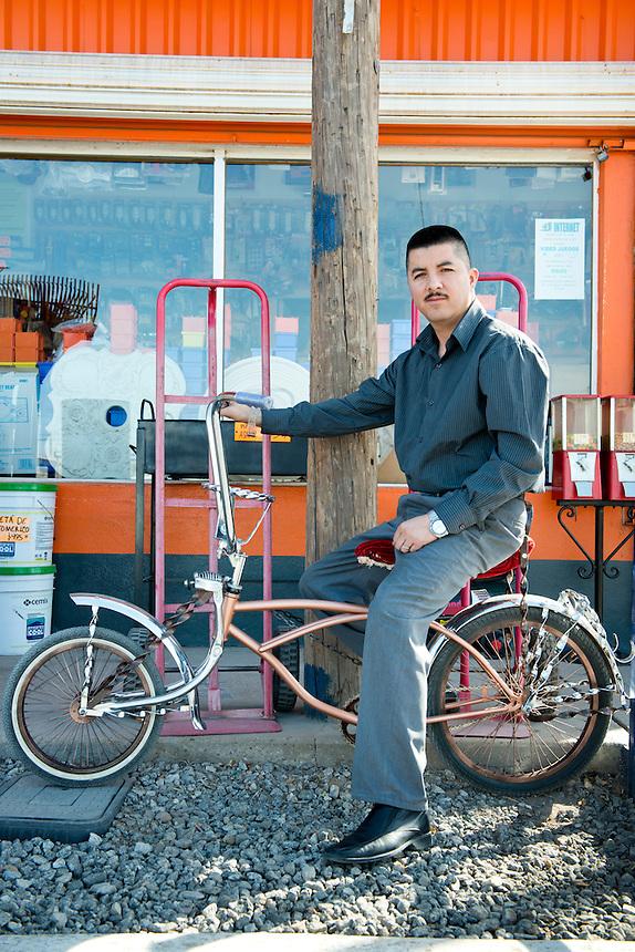 Ismael Hernandez Biacamontes. Hardware store owners in Mexicali, Baja California, and San Luis Rio Colorado, Sonora.  Mexico
