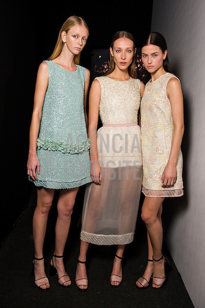 Acquastudio<br /> <br /> S&atilde;o Paulo Fashion Week- Ver&atilde;o 2016<br /> Abril/2015<br /> <br /> foto: Gustavo Scatena/ Ag&ecirc;ncia Fotosite