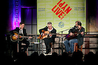 LIVE from the NYPL: JOSH RITTER, WESLEY STACE & STEVE EARLE