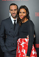 www.acepixs.com<br /> <br /> April 25 2017, LA<br /> <br /> Joseph Fiennes  and wife Maria Dolores Dieguez arriving at the premiere of  'The Handmaid's Tale' at the ArcLight Cinemas Cinerama Dome on April 25, 2017 in Hollywood, California.<br /> <br /> By Line: Peter West/ACE Pictures<br /> <br /> <br /> ACE Pictures Inc<br /> Tel: 6467670430<br /> Email: info@acepixs.com<br /> www.acepixs.com