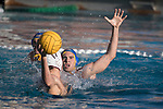 LOS ANGELES, CA - DECEMBER 03:  Alex Roelse (11) of UCLA defends during the Division I Men's Water Polo Championship held at the Uytengsu Aquatics Center on the University of Southern California campus on December 3, 2017 in Los Angeles, California. UCLA defeated USC 5-7 to win the National Championship. (Photo by Justin Tafoya/NCAA Photos via Getty Images)