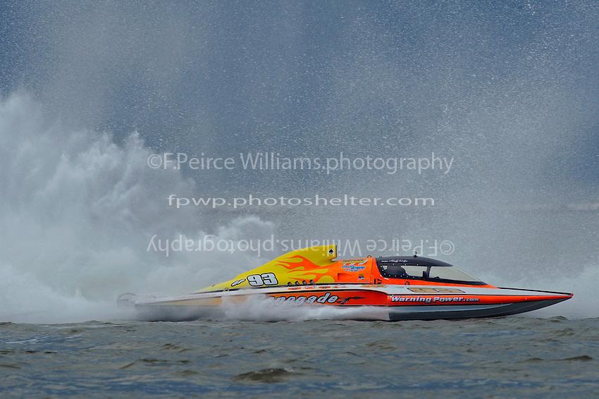 "Marty Wolfe, GP-93 ""Renegade""  (Grand Prix Hydroplane(s)"