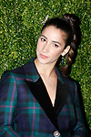 Aly Raisman attends the Fifteenth Annual CFDA/Vogue Fashion Fund Awards at the Brooklyn Navy Yard building 28, at 63 Flushing Avenue, on November 5, 2018.