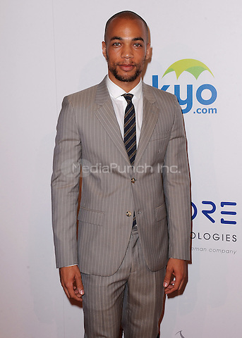 BEVERLY HILLS, CA - JUNE 24:  Kendrick Sampson at the 5th Annual Thirst Gala at the Beverly Hilton Hotel on June 24, 2014 in Beverly Hills, California. PGSK/MediaPunch