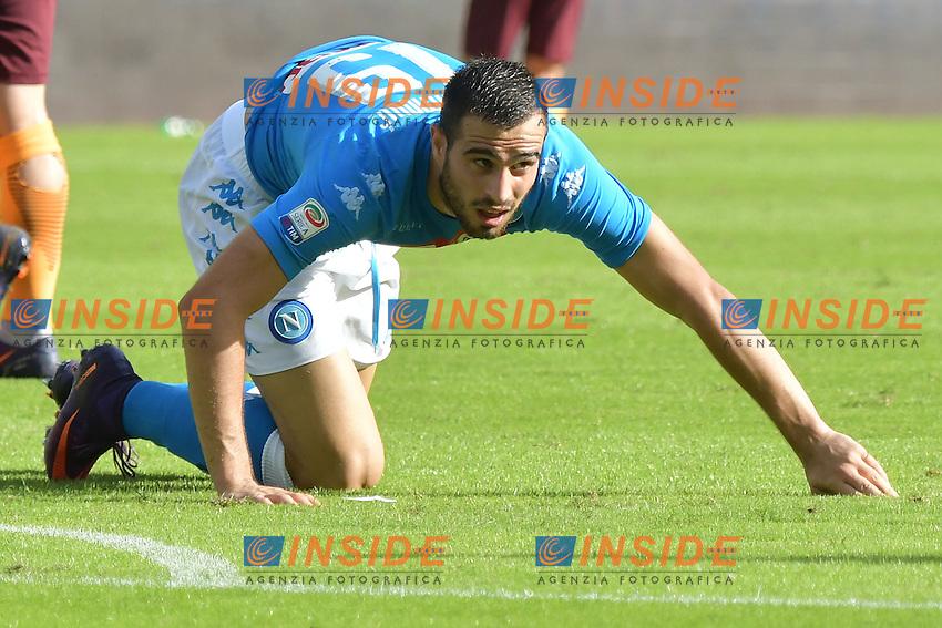 Nikola Maksimovic Napoli <br /> Napoli 15-10-2016  Stadio San Paolo <br /> Football Calcio Campionato Serie A Napoli - AS Roma <br /> Foto Andrea Staccioli / Insidefoto