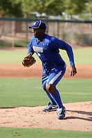Onelki Garcia - 2012 AZL Dodgers (Bill Mitchell)