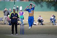 R Brown of Upminster during Upminster CC vs Essex CCC, Benefit Match Cricket at Upminster Park on 8th September 2019