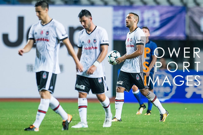 during the Friendly Football Matches Summer 2017 between FC Schalke 04 Vs Besiktas Istanbul at Zhuhai Sport Center Stadium on July 19, 2017 in Zhuhai, China. Photo by Marcio Rodrigo Machado / Power Sport Images