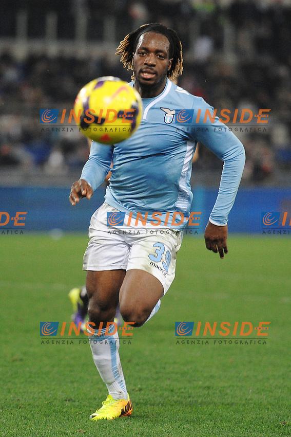 Antonio Cavanda Lazio.<br /> Roma 06-01-2014 Stadio Olimpico. Football Calcio 2013/2014 Serie A. Lazio - Inter. Foto Antonietta Baldassarre / Insidefoto