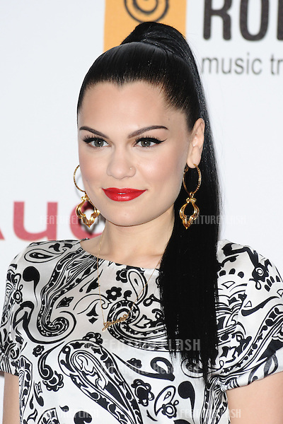 Jessie J arriving for the Nordoff Robbins Silver Clef Awards 2012, London. 29/06/2012 Picture by: Steve Vas / Featureflash