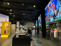 Ausstellung des Deutschen Fu&szlig;ballmuseum in Dortmund  - 08.02.2019: Deutsches Fu&szlig;ballmuseum in Dortmund<br /> DISCLAIMER: DFL regulations prohibit any use of photographs as image sequences and/or quasi-video.