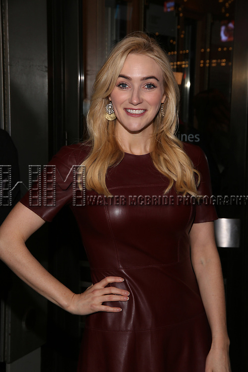 "Betsy Wolfe attends the Broadway Opening Night performance of Roundabout Theatre Production  of ""The Price"" at the American Airlines TheatreTheatre on March 16, 2017 in New York City."