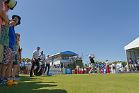 Graeme McDowell (NIR) watches his tee shot on 10 during round 1 of the AT&amp;T Byron Nelson, Trinity Forest Golf Club, at Dallas, Texas, USA. 5/17/2018.<br /> Picture: Golffile | Ken Murray<br /> <br /> <br /> All photo usage must carry mandatory copyright credit (&copy; Golffile | Ken Murray)