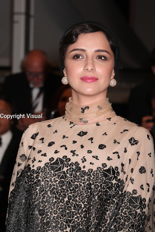 TARANEH ALIDOOSTI - RED CARPET OF THE FILM 'THE SALESMAN' AT THE 69TH FESTIVAL OF CANNES 2016