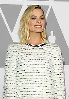 05 February 2018 - Los Angeles, California - Margot Robbie. 90th Annual Oscars Nominees Luncheon held at the Beverly Hilton Hotel in Beverly Hills. <br /> CAP/ADM<br /> &copy;ADM/Capital Pictures