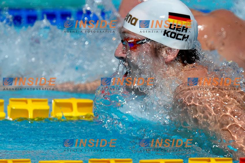 Marco Koch Germany.100m Breaststroke men.Roma 14/6/2012 Foro Italico.Nuoto Swimming 49mo trofeo settecolli.Foto Antonietta Baldassarre Insidefoto