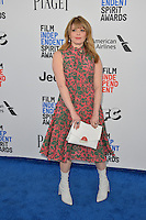 Natasha Lyonne at the 2017 Film Independent Spirit Awards on the beach in Santa Monica, CA, USA 25 February  2017<br /> Picture: Paul Smith/Featureflash/SilverHub 0208 004 5359 sales@silverhubmedia.com