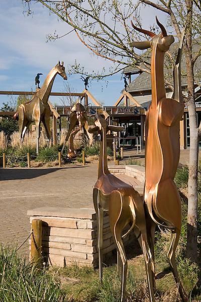 Denver Zoo entrance, Denver, Colorado, USA John offers private photo tours of Denver, Boulder and Rocky Mountain National Park.