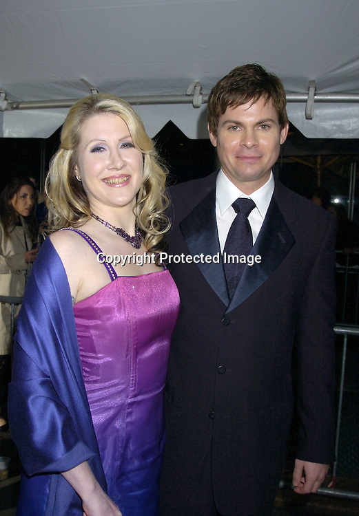 Trent Dawson and Jennifer Price ..arriving at The 32nd Annual Daytime Emmy Awards ..at Radio City Music Hall on May 20, 2005...Photo by Robin Platzer, Twin Images
