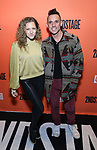 "Lauren Molina and Nick Cearley attends the Second Stage Production of ""Days Of Rage"" at Tony Kiser Theater on October 30, 2018 in New York City."