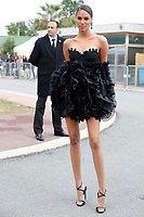 Cindy Bruna attends Fashion for Relief Cannes 2018 during the 71st annual Cannes Film Festival at Aeroport Cannes Mandelieu on May 13, 2018 in Cannes, France.<br /> CAP/GOL<br /> &copy;GOL/Capital Pictures