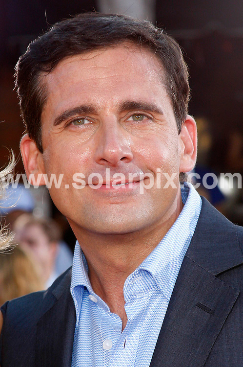 "**ALL ROUND PICTURES FROM SOLARPIX.COM**.**SYNDICATION RIGHTS FOR UK, SPAIN, PORTUGAL, AUSTRALIA, S.AFRICA & DUBAI (U.A.E) ONLY**.Arrivals for the world premiere of ""Get Smart"" held at the Westwood Village Theatre, Westwood, CA, USA. 16th June 2008..This pic:  Steve Carell..JOB REF: 6657 PHZ/Albert L. Ortega    .DATE: 16_06_2008.**MUST CREDIT SOLARPIX.COM OR DOUBLE FEE WILL BE CHARGED* *UNDER NO CIRCUMSTANCES IS THIS IMAGE TO BE REPRODUCED FOR ANY ONLINE EDITION WITHOUT PRIOR PERMISSION*"