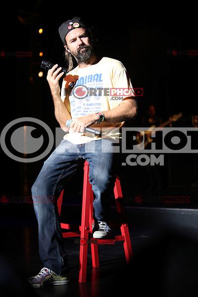 MIAMI, FL - OCTOBER 11: Jarabe de Palo in concert at the Miami Dade County Auditorium in Miami, Florida. October 11, 2012. ©Majo Grossi/MediaPunch Inc. /NortePhoto