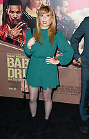 Natasha Lyonne at the Los Angeles premiere for &quot;Baby Driver&quot; at the Ace Hotel Downtown. <br /> Los Angeles, USA 14 June  2017<br /> Picture: Paul Smith/Featureflash/SilverHub 0208 004 5359 sales@silverhubmedia.com
