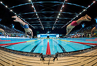 100 m Freestyle Men<br /> Start<br /> day 02  09-08-2017<br /> Energy For Swim<br /> Rome  08 -09  August 2017<br /> Stadio del Nuoto - Foro Italico<br /> Photo