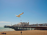 ENGLAND, Brighton, a seaside story: The Brighton Pier