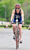 Photo: Paul Greenwood/Richard Lane Photography. Strathclyde Park Elite Triathlon. 17/05/2009. .England's Jo Parker
