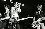 Dec 1978: THE CLASH - Lyceum Ballroom London