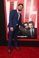 WESTWOOD, CA - JUNE 7: Jake Johnson, at the World premiere of Tag at the Regency Village Theatre in Westwood, California on June 7, 2018. <br /> CAP/MPIFS<br /> &copy;MPIFS/Capital Pictures
