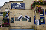 Tottenham Hotspur 0 Lazio 0, 20/09/2012. White Hart Lane, Europa League. The Pride of Tottenham pub near the stadium. Photo by Simon Gill.