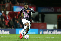 Pelly Ruddock Mpanzu of Luton Town in action during Brentford vs Luton Town, Sky Bet EFL Championship Football at Griffin Park on 30th November 2019