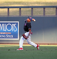 Nathanael Otano participates in the MLB International Showcase at Salt River Fields on November 12-14, 2019 in Scottsdale, Arizona (Bill Mitchell)