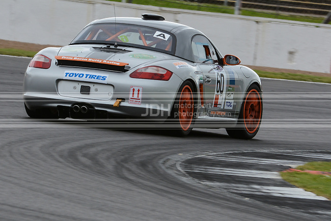 Andrew Ball - Team Bacon Butty Racing Porsche Boxster S