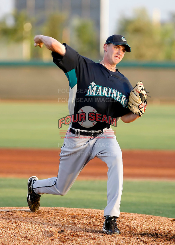 Kyle Haas - AZL Mariners - 2009 Arizona League.Photo by:  Bill Mitchell/Four Seam Images..
