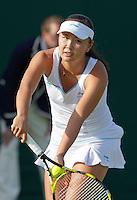 21-06-11, Tennis, England, Wimbledon, Peng