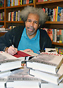 """CORAL GABLES, FL - MAY 17: Former """"Angola 3"""" inmate Albert Woodfox pose for portrait after signing copies of his book """"Solitary"""" at Books & Books on May 17, 2019 in Coral Gables, Florida. ( Photo by Johnny Louis / jlnphotography.com )"""
