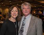 Sandra Carroll and Kevin Dick during the 29th Annual Dr. Martin Luther King, Jr. Dinner Celebration at the Atlantis Casino Resort Spa in Reno, Monday night, Jan. 16, 2017.