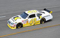 May 2, 2008; Richmond, VA, USA; NASCAR Sprint Cup Series driver Ken Schrader during practice for the Dan Lowry 400 at the Richmond International Raceway. Mandatory Credit: Mark J. Rebilas-US PRESSWIRE