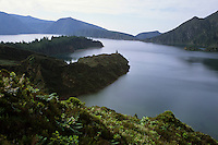 Lagoa do Fogo, ilha de Sao Miguel, Açores, 1998